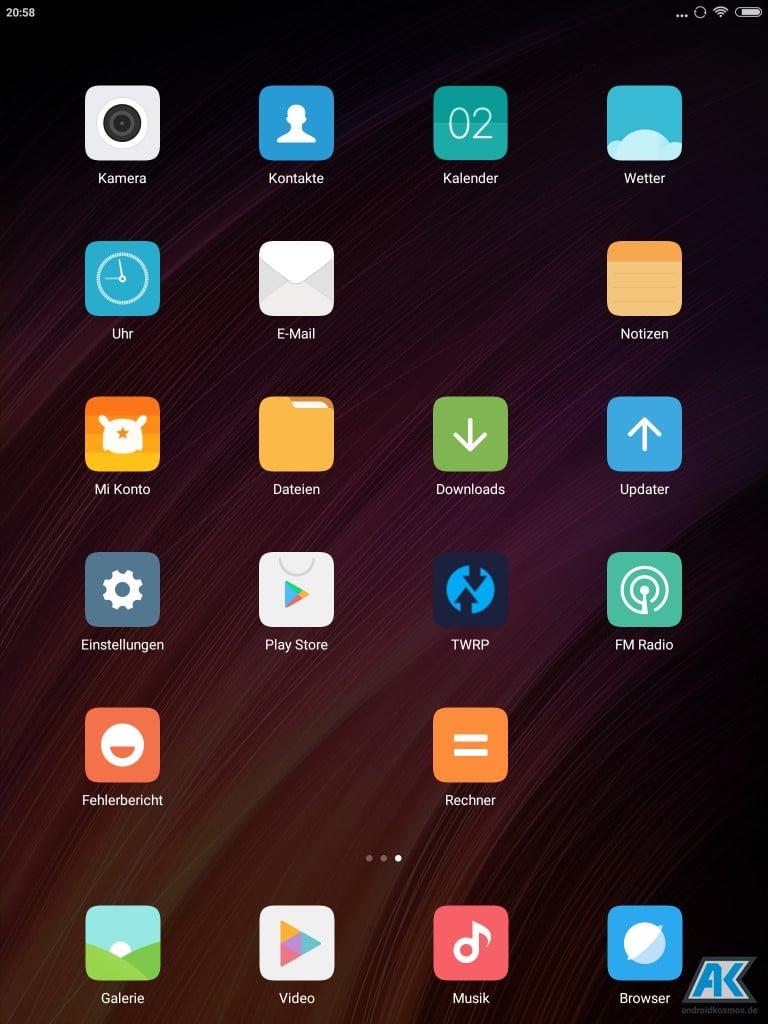 Xiaomi Mi Pad 3 Test: Das dritte Android Tablet der Serie 41