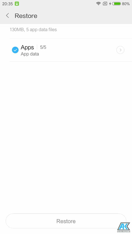 Xiaomi MI6 und MI PAD 3 Play Store und Play Dienste installieren 7