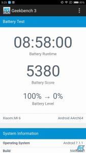 Xiaomi Mi6 Test: Kampfansage an die HighEnd Smartphone Konkurrenz 84