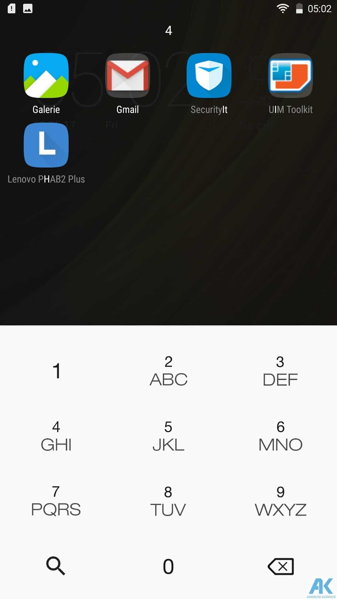Lenovo Phab2 Plus Test: Eigenes Monster Phablet mit großen Akku 69