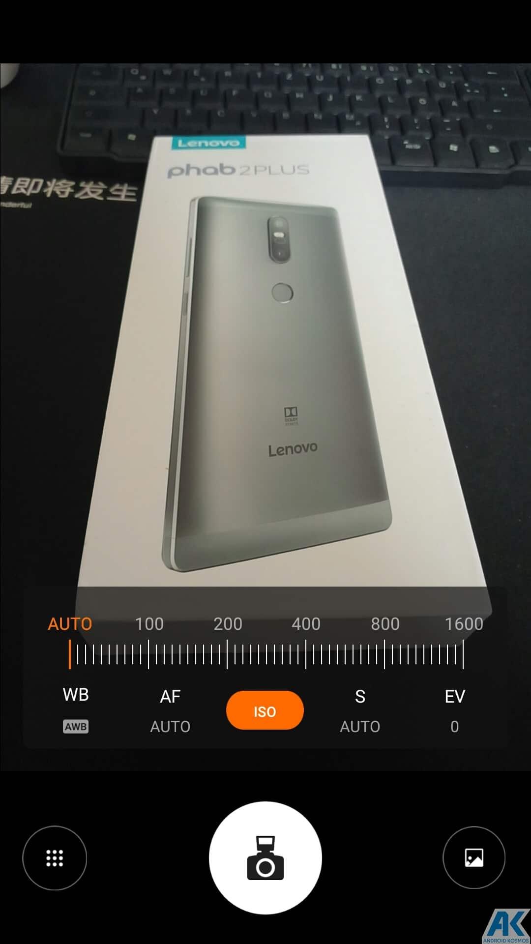 Lenovo Phab2 Plus Test: Eigenes Monster Phablet mit großen Akku 50