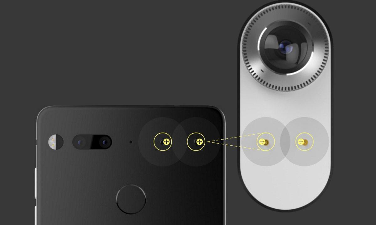 Andy Rubin - Android Erfinder stellt Essential Phone mit Module vor 9