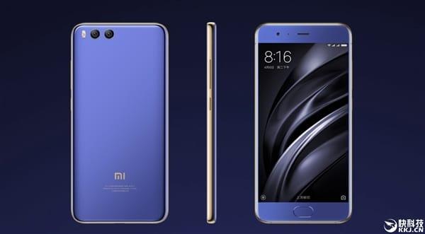 Xiaomi Mi6C Leak: Angriff in der Mittelklasse mit Snapdragon 660 und 6GB RAM 1