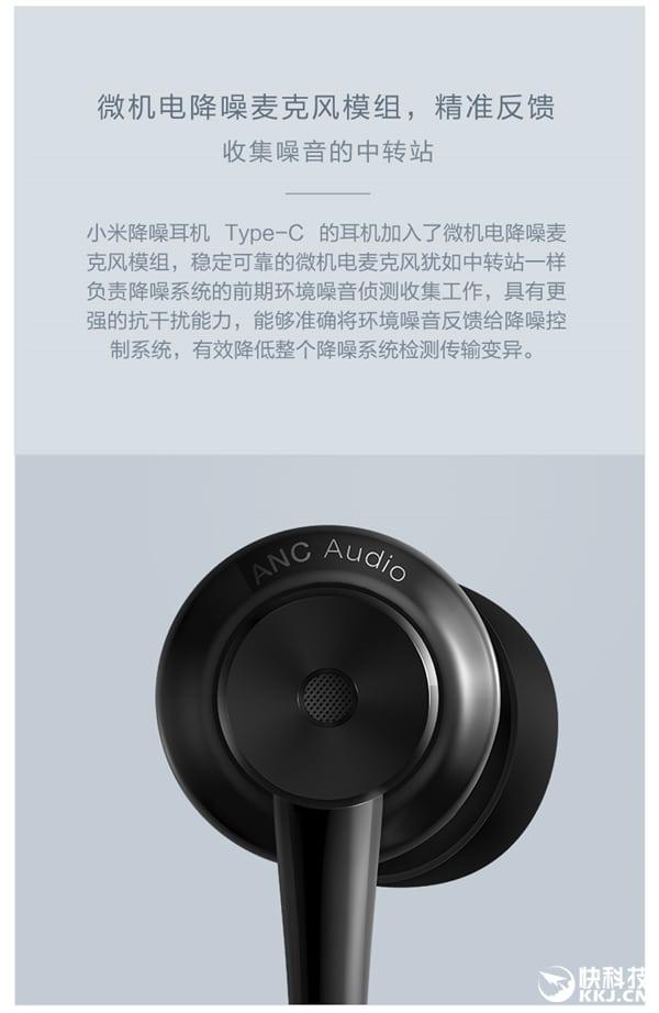 Xiaomi: In-Ear-Headset mit USB Typ-C vorgestellt 3