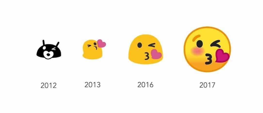 Android O: Google bringt neue Emojis ins Betriebssystem 4