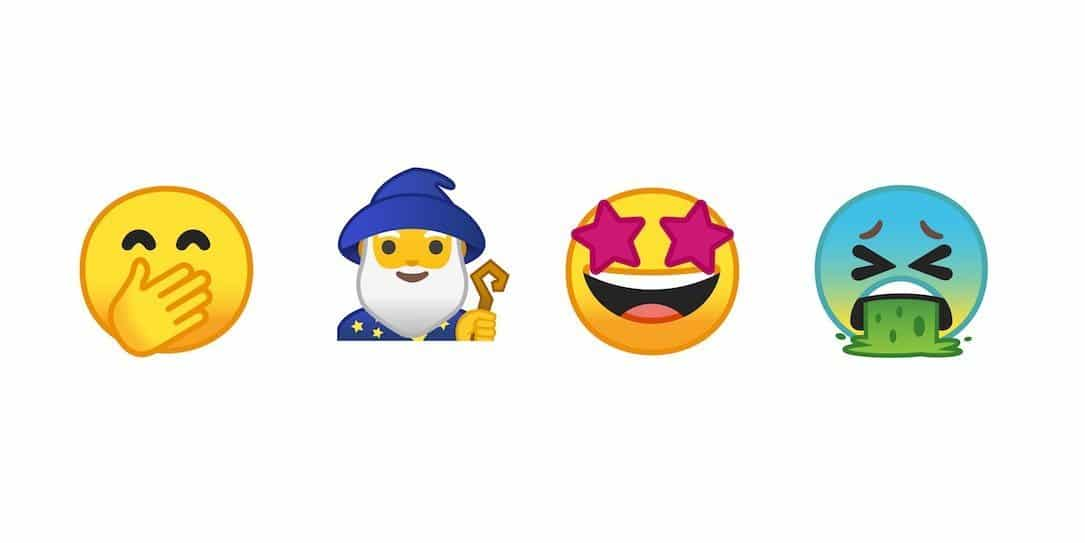 Android O: Google bringt neue Emojis ins Betriebssystem 1