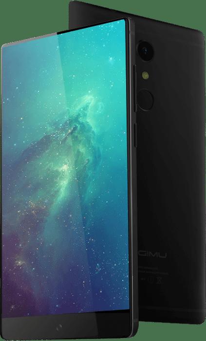 Auch Umidigi plant ein Smartphone im Mi Mix-Design 2