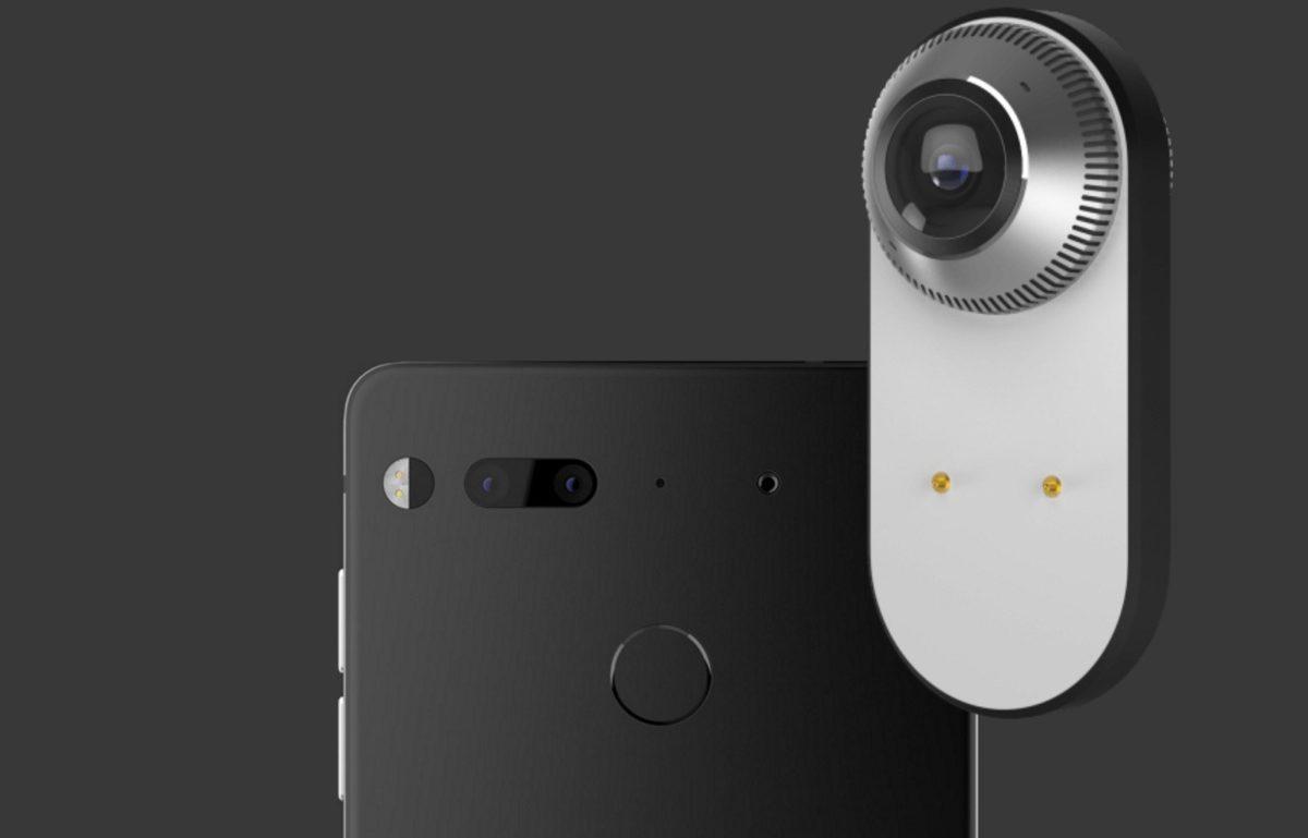 Andy Rubin - Android Erfinder stellt Essential Phone mit Module vor 3