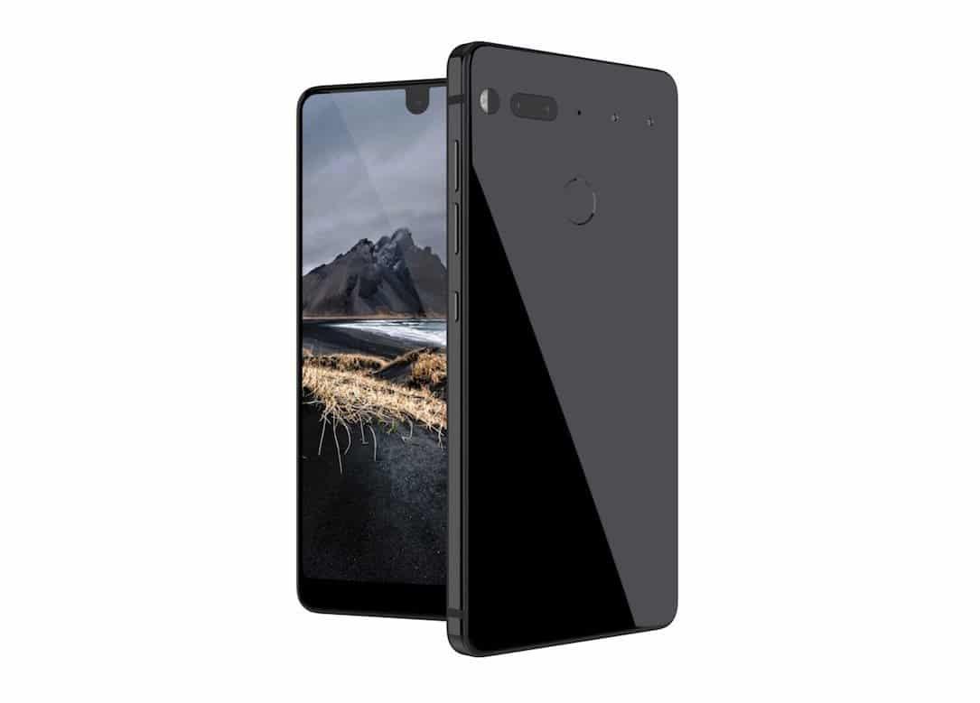 Andy Rubin - Android Erfinder stellt Essential Phone mit Module vor 1