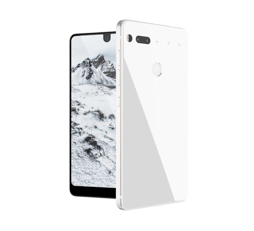 Andy Rubin - Android Erfinder stellt Essential Phone mit Module vor 5