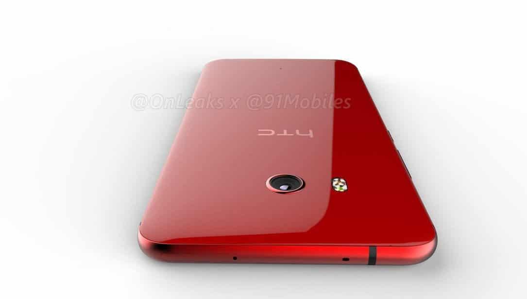HTC U 11: Bilder des neuen Flaggschiff Smartphones geleakt 2