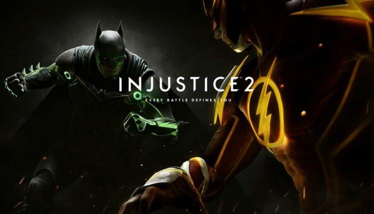 Injustice 2: Android Game von Warner Bros ab heute im Play Store verfügbar 1