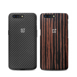 OnePlus 5 Zubehör: Cases - Hüllen aus Sandstone, Karbon, Holz oder Flipcovers 22