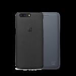 OnePlus 5 Zubehör: Cases - Hüllen aus Sandstone, Karbon, Holz oder Flipcovers 9