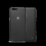 OnePlus 5 Zubehör: Cases - Hüllen aus Sandstone, Karbon, Holz oder Flipcovers 6