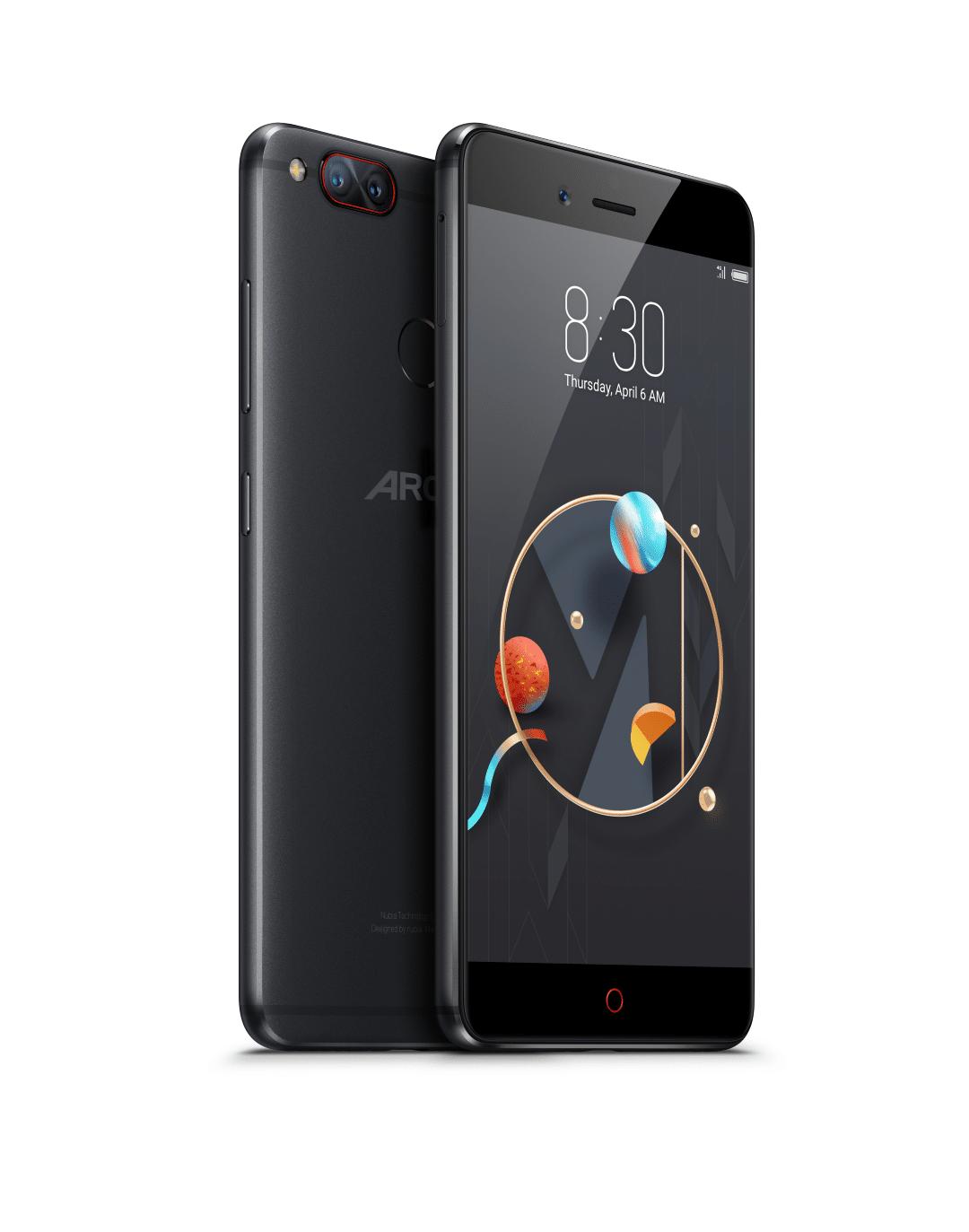 Archos stellt vier neue Handys vor