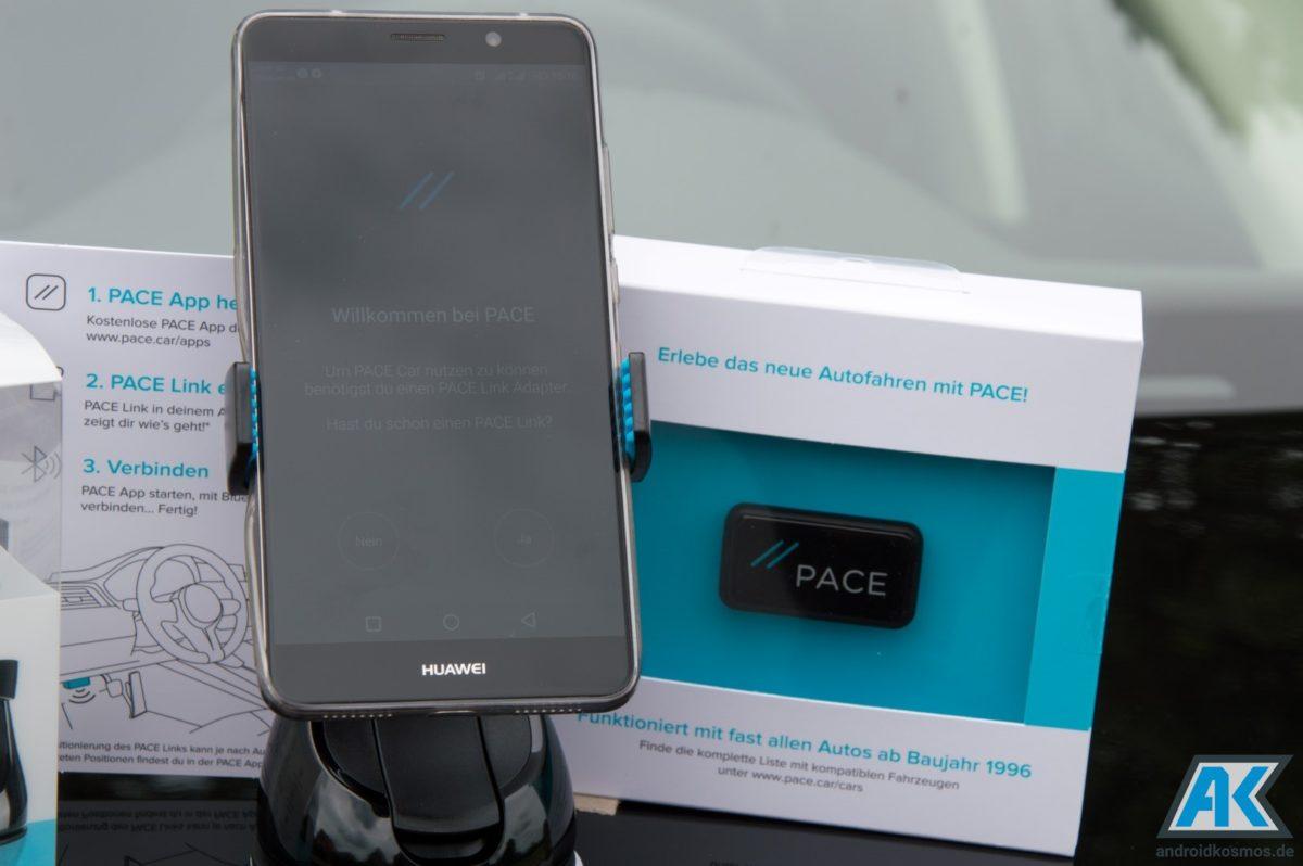 PACE Link Test: das OBD 2 Modul macht dein Auto zum Smartcar 8