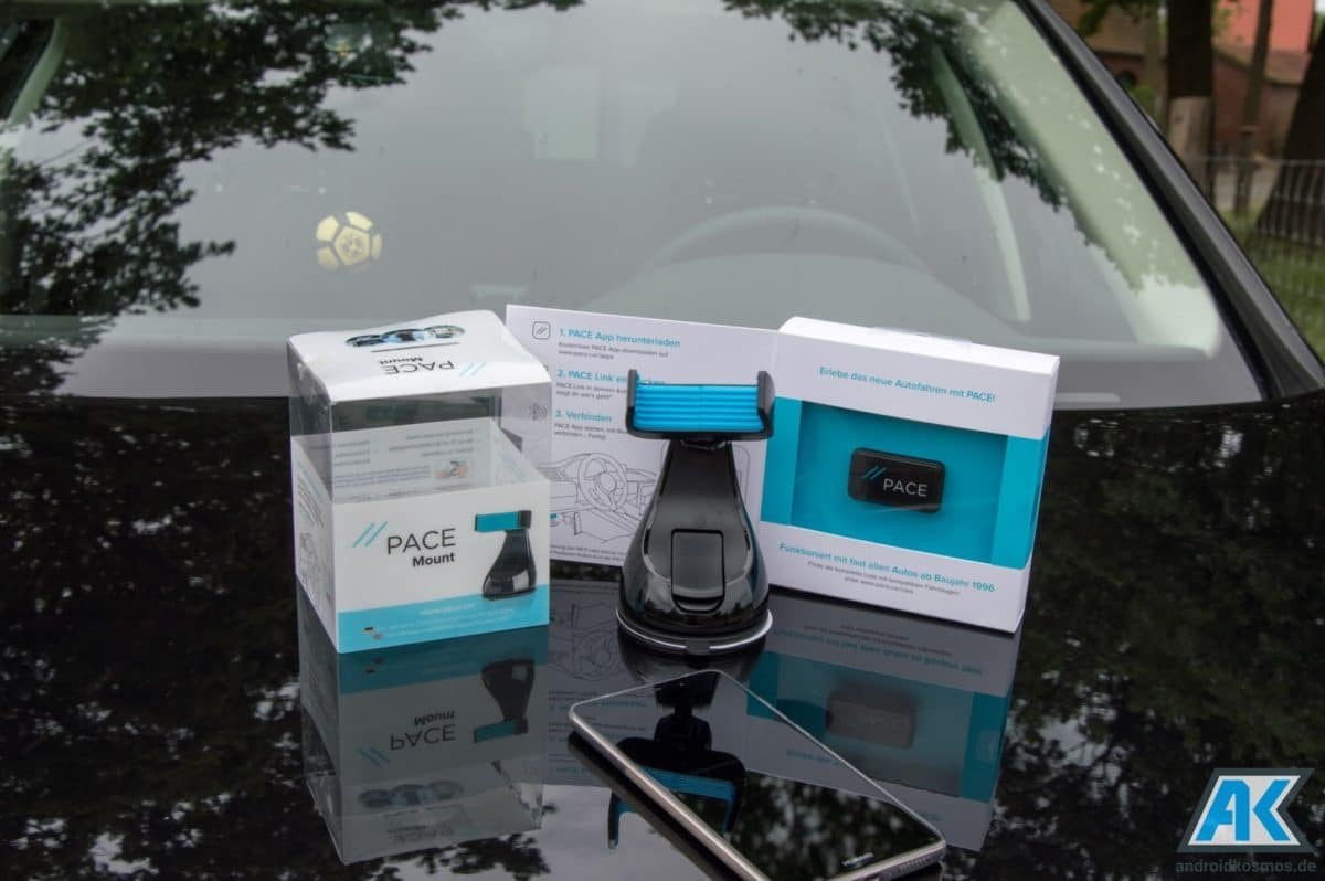 PACE Link Test: das OBD 2 Modul macht dein Auto zum Smartcar 6