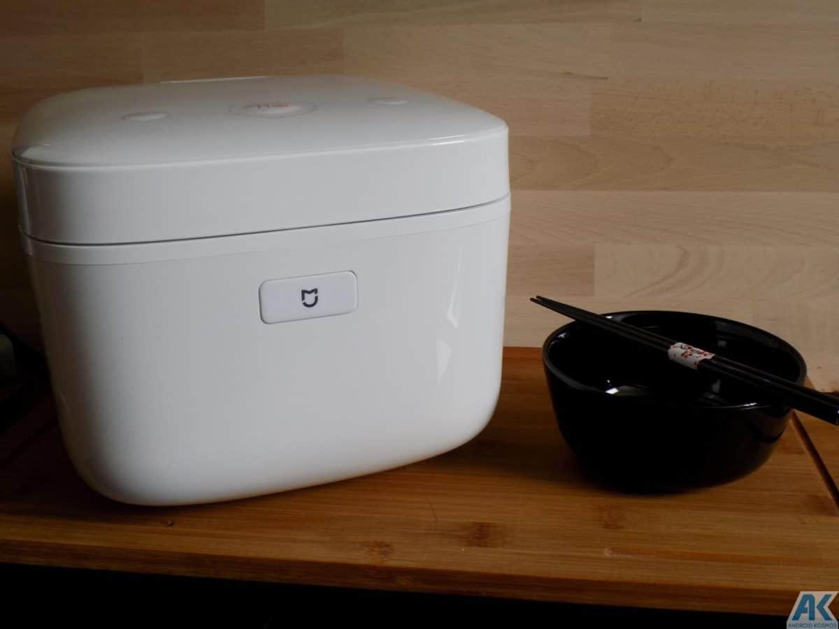 Xiaomi Smart Electric Rice Cooker Test: Was kann der Reiskocher 1
