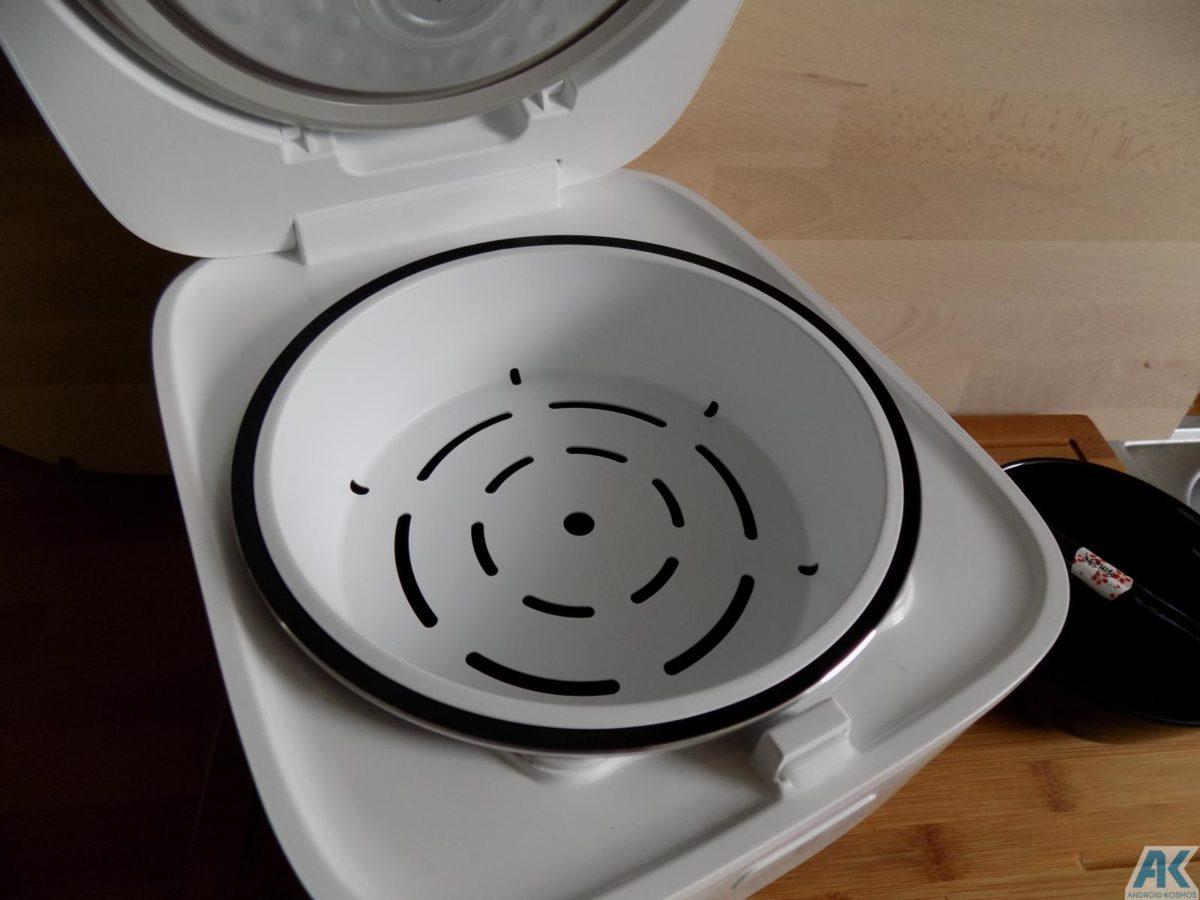 Xiaomi Smart Electric Rice Cooker Test: Was kann der Reiskocher 10