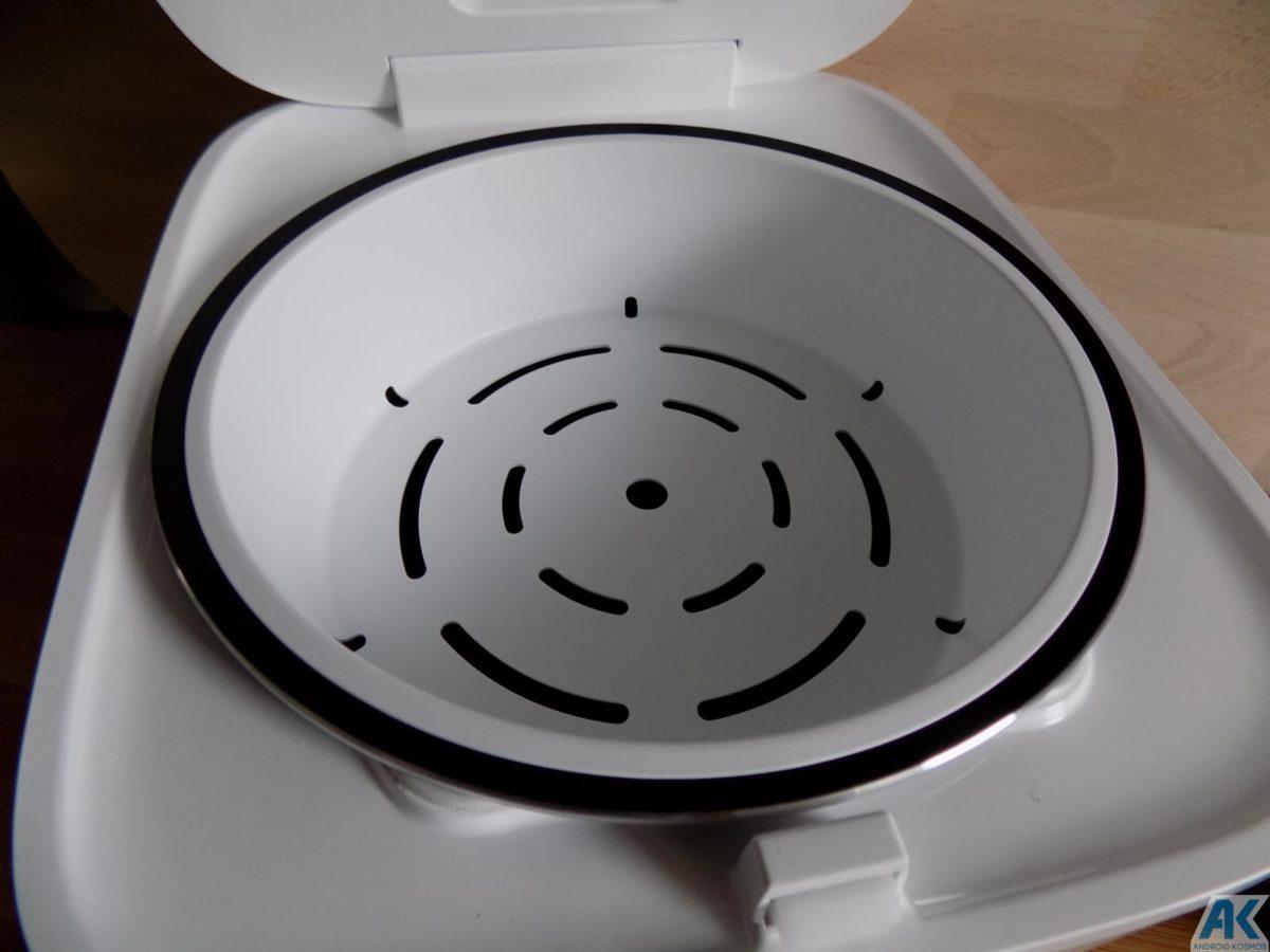Xiaomi Smart Electric Rice Cooker Test: Was kann der Reiskocher 4