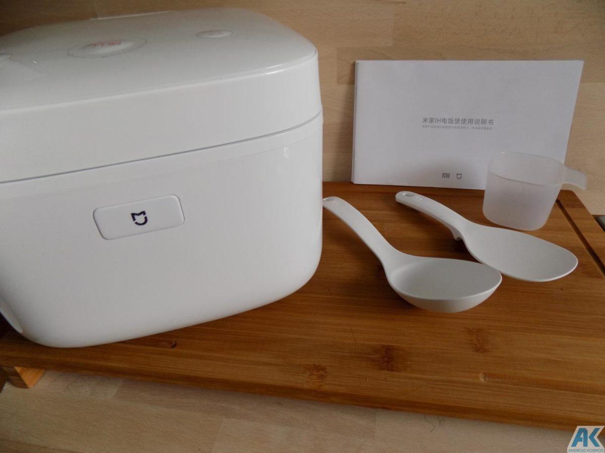 Xiaomi Smart Electric Rice Cooker Test: Was kann der Reiskocher 6