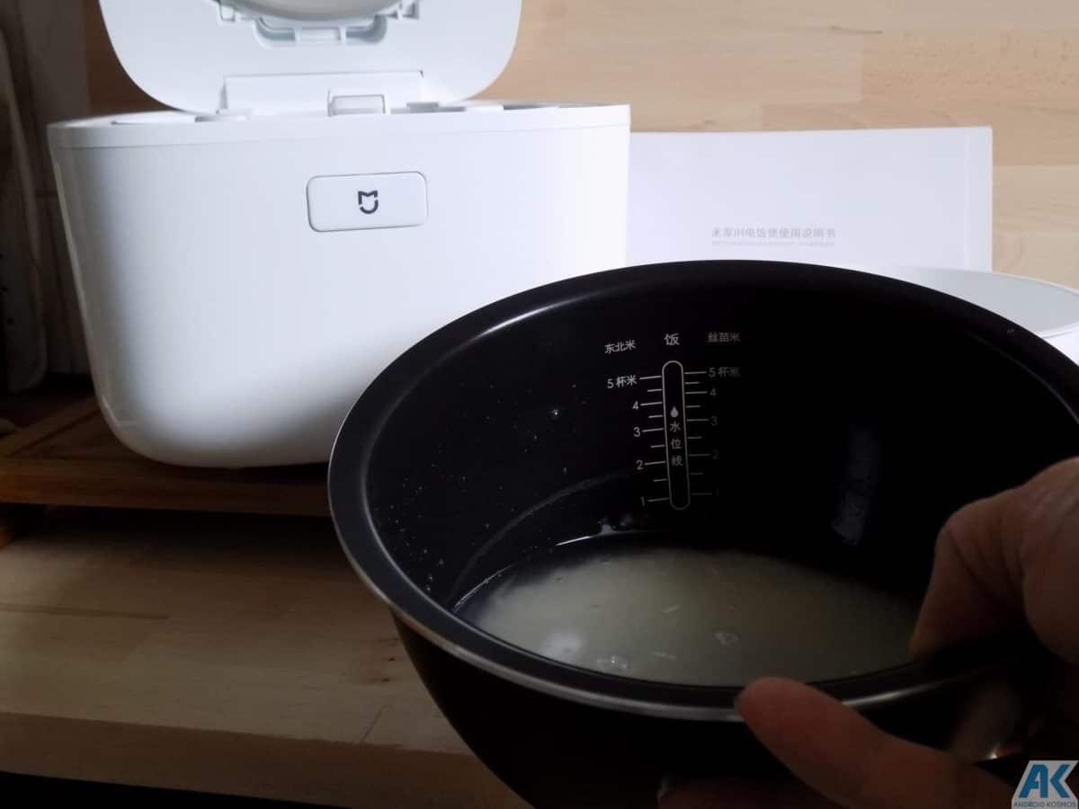Xiaomi Smart Electric Rice Cooker Test: Was kann der Reiskocher 25