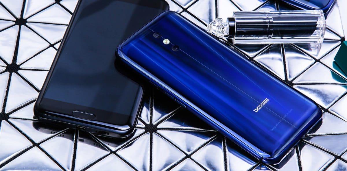 Doogee BL5000: neues Smartphone mit gebogenen Seiten und Dual-Kamera 1