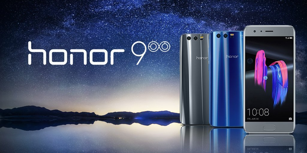 Update - Honor 9: kleinste Version mit 64GB kostet 499 Euro in Finnland 2