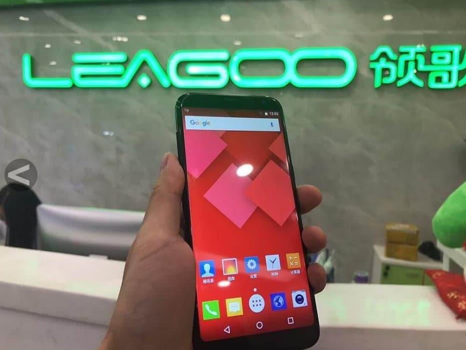 Leagoo-KIICAA-S8-UI