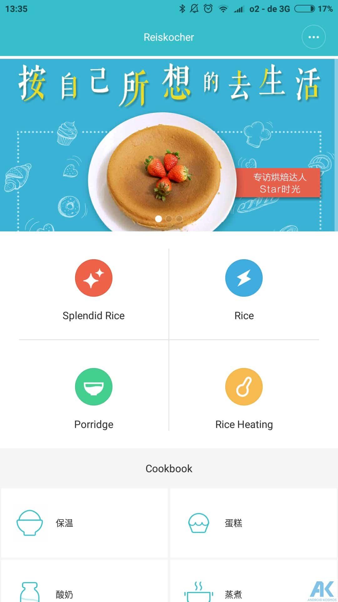 Xiaomi Smart Electric Rice Cooker Test: Was kann der Reiskocher 17