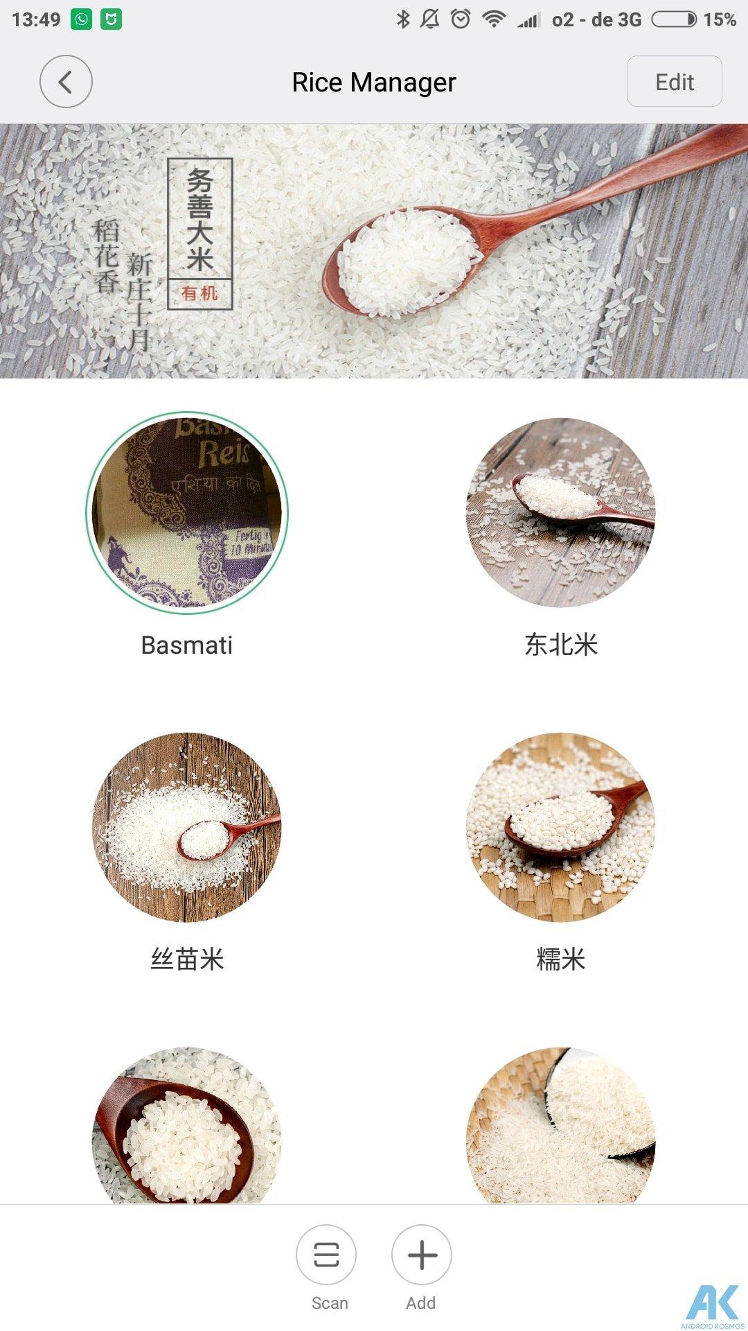Xiaomi Smart Electric Rice Cooker Test: Was kann der Reiskocher 19