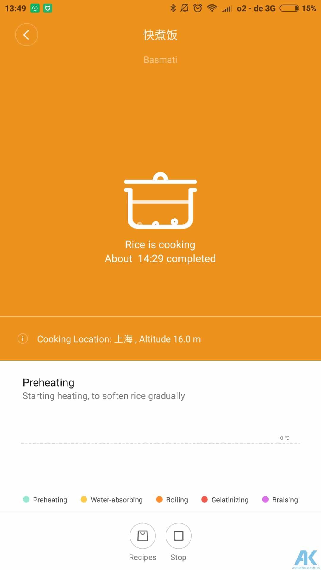 Xiaomi Smart Electric Rice Cooker Test: Was kann der Reiskocher 29
