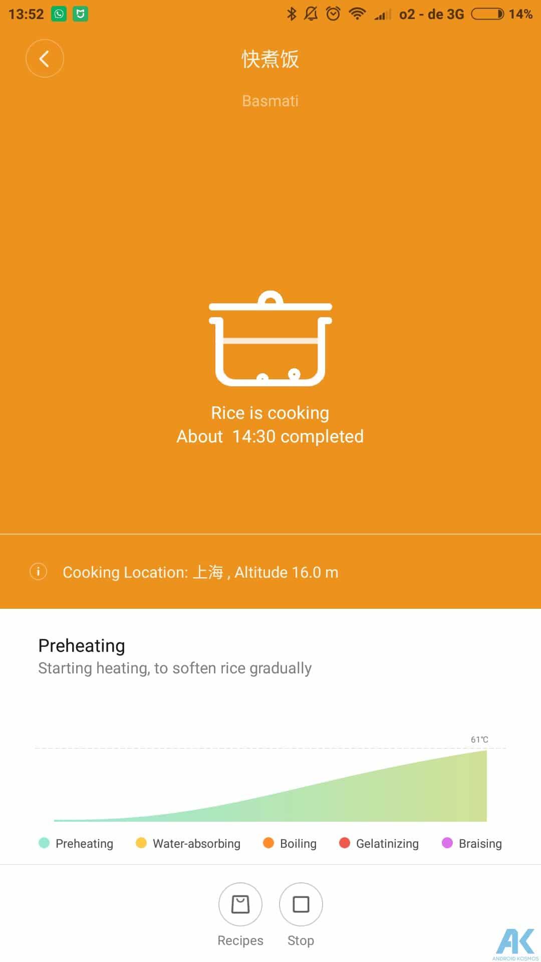 Xiaomi Smart Electric Rice Cooker Test: Was kann der Reiskocher 31