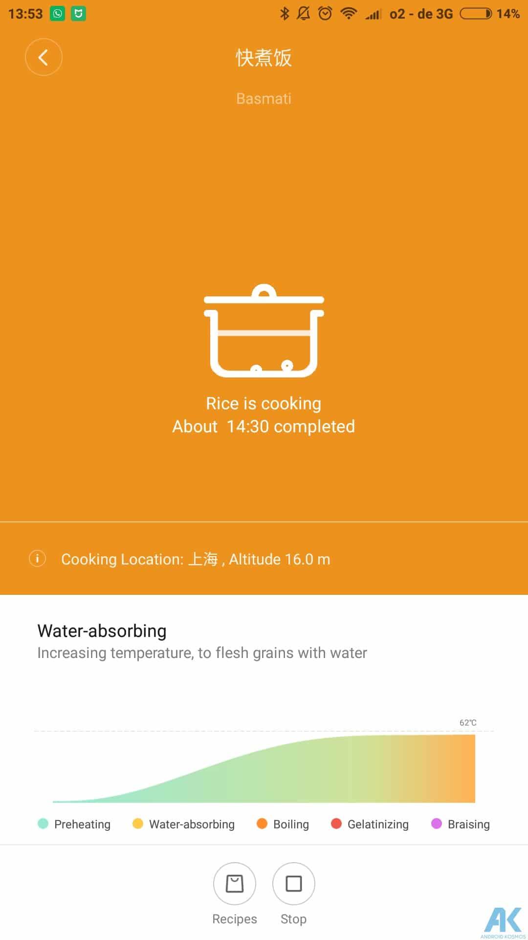 Xiaomi Smart Electric Rice Cooker Test: Was kann der Reiskocher 32