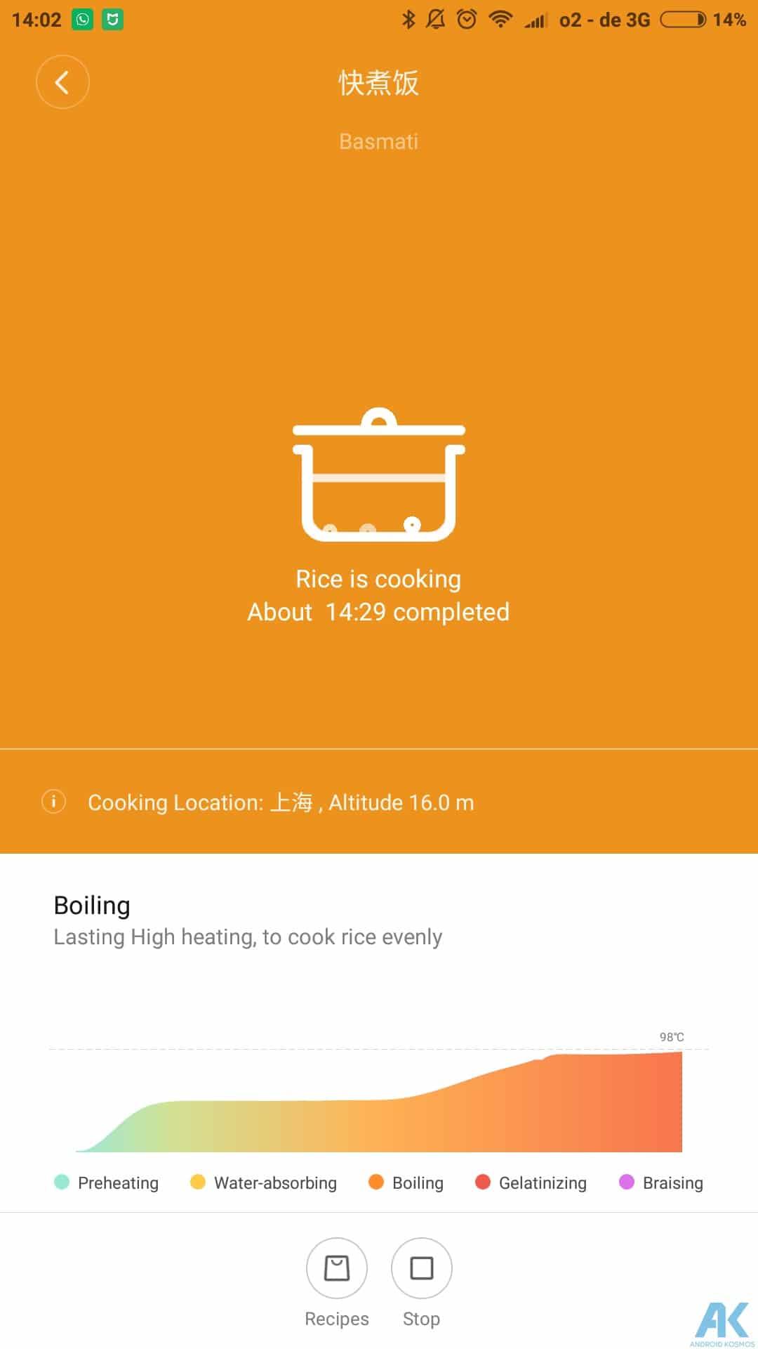 Xiaomi Smart Electric Rice Cooker Test: Was kann der Reiskocher 33