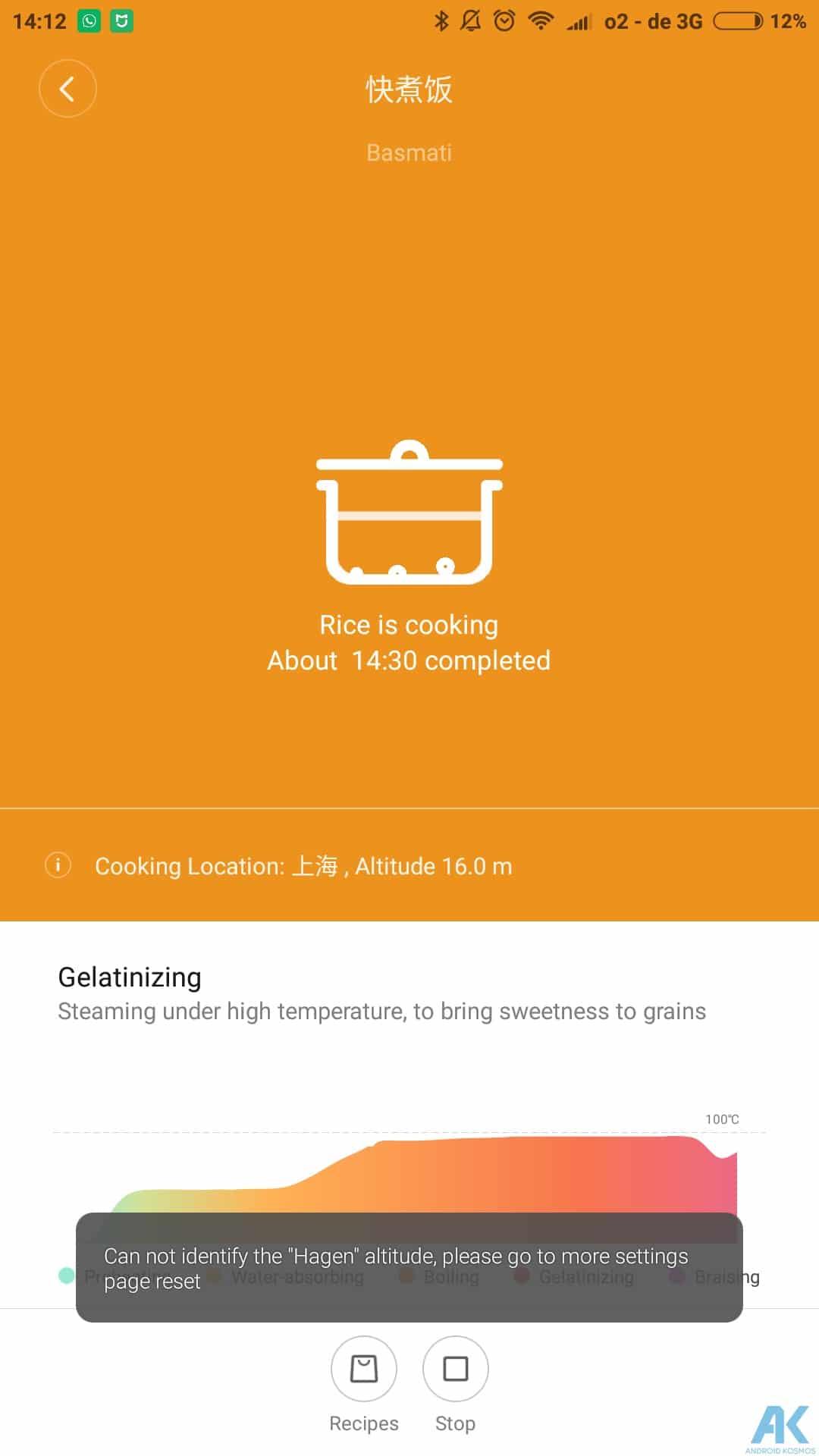 Xiaomi Smart Electric Rice Cooker Test: Was kann der Reiskocher 34