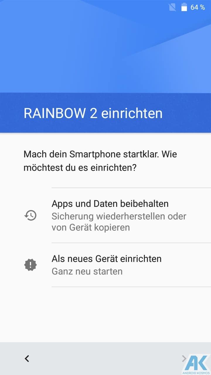 Cubot Rainbow 2 Test: Low-Budget Chinahandy für 75€ 23
