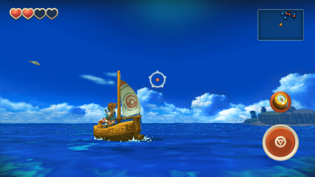 App-Review: Oceanhorn - Monster of Uncharted Seas: Gut kopiert 3
