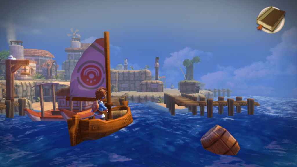 App-Review: Oceanhorn - Monster of Uncharted Seas: Gut kopiert 4