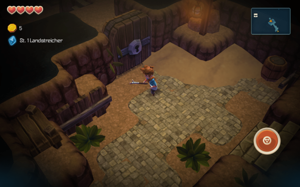 App-Review: Oceanhorn - Monster of Uncharted Seas: Gut kopiert 5