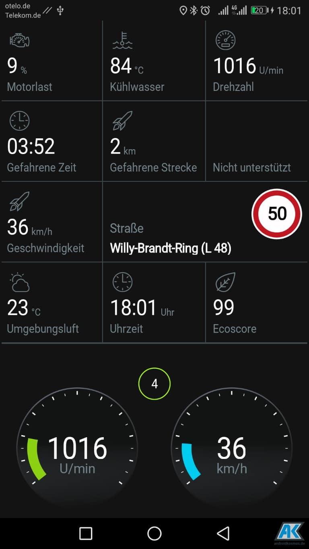 PACE Link Test: das OBD 2 Modul macht dein Auto zum Smartcar 67
