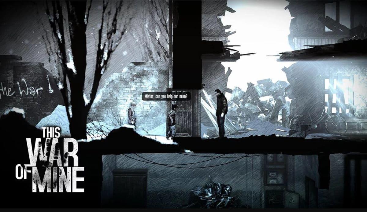 This War of Mine: Das Game für Android ist aktuell unschlagbar günstig für 1,99 Euro im Play Store 1