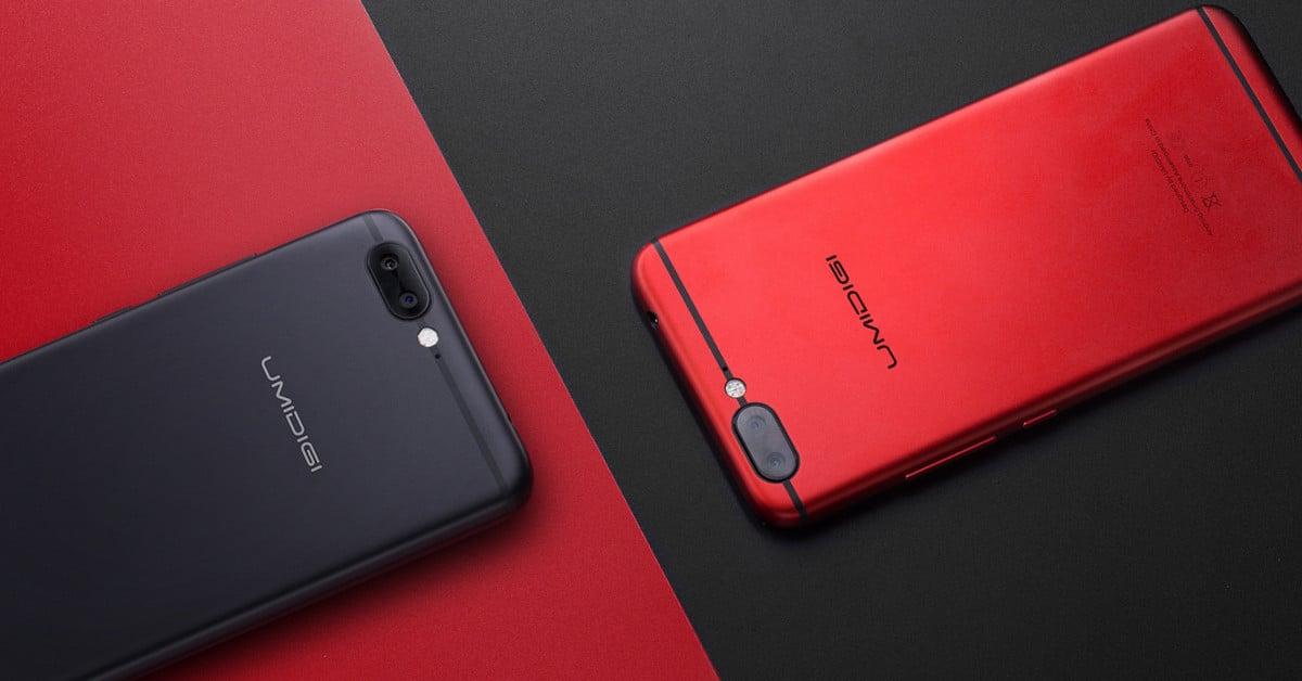 UmiDigi Z1 und Z1 Pro: Zwei neue Smartphones offiziell vorgestellt 1