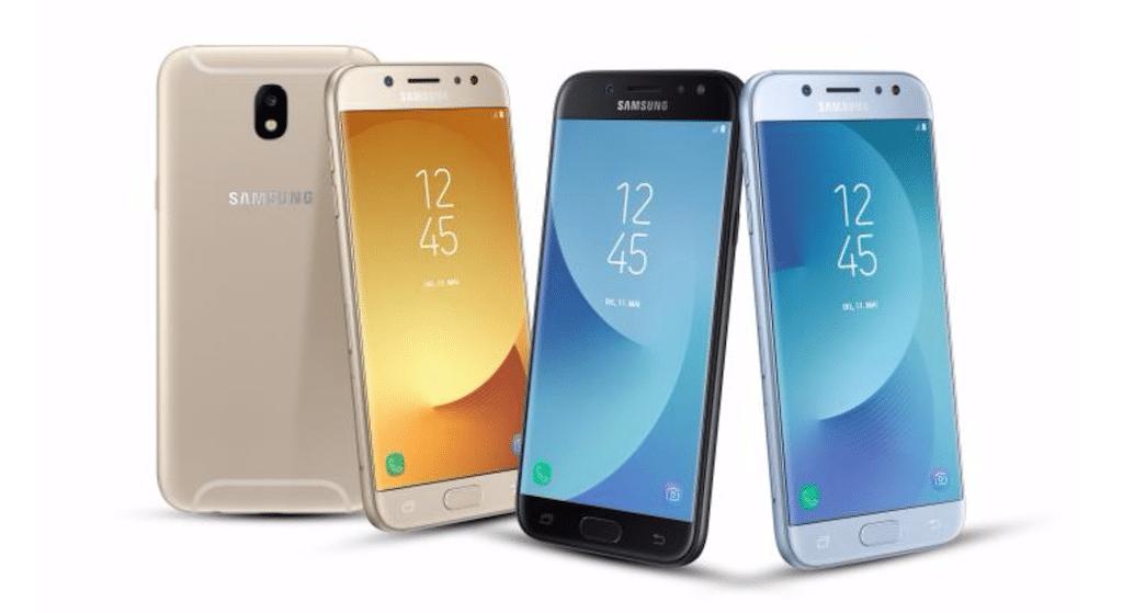 Samsung Galaxy J (2017): Drei neue Einsteiger-Smartphones angekündigt 2