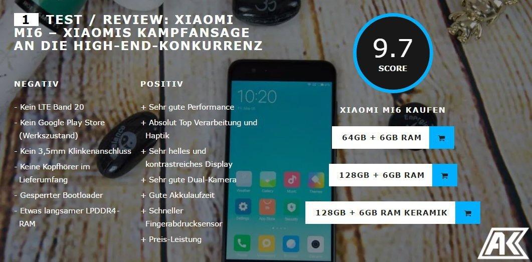 Wie testet und bewertet AndroidKosmos.de? 3