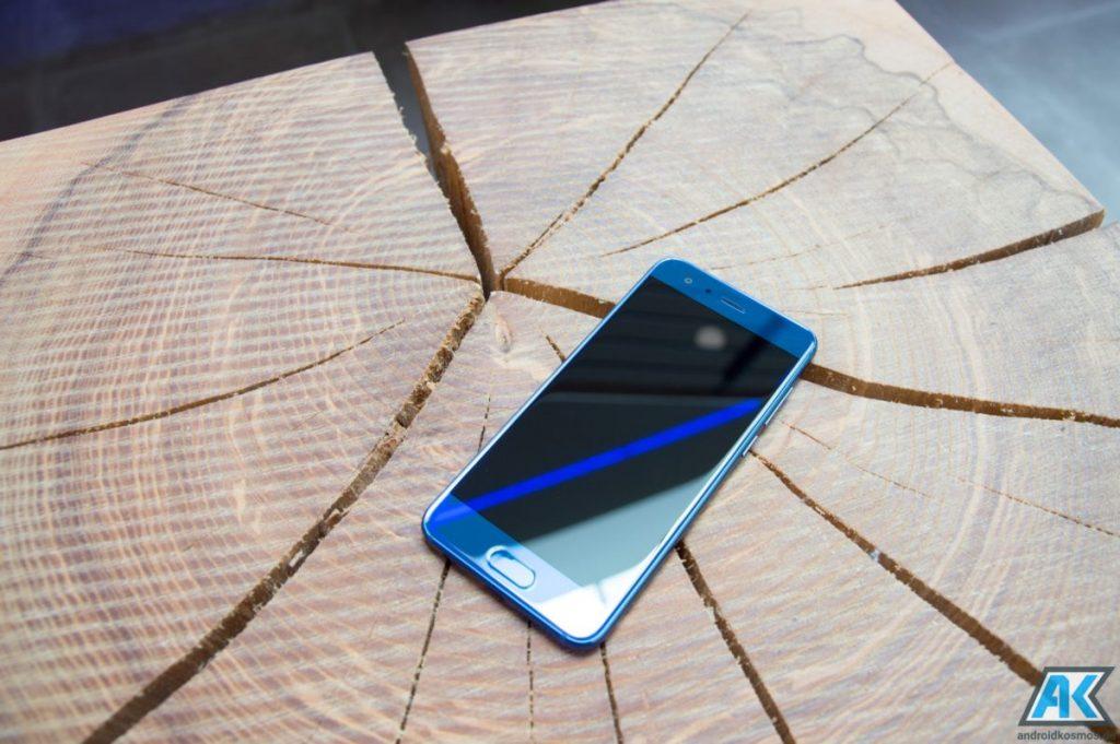 Honor 9 Test: Stylisches High-End-Smartphone zum Mittelklassepreis 28