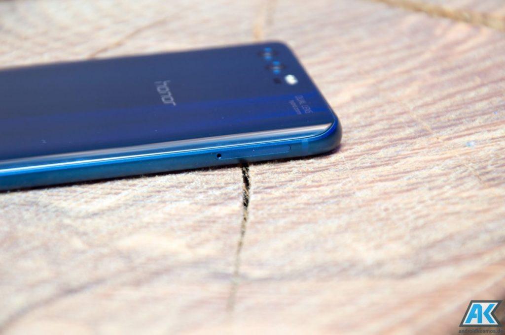 Honor 9 Test: Stylisches High-End-Smartphone zum Mittelklassepreis 15
