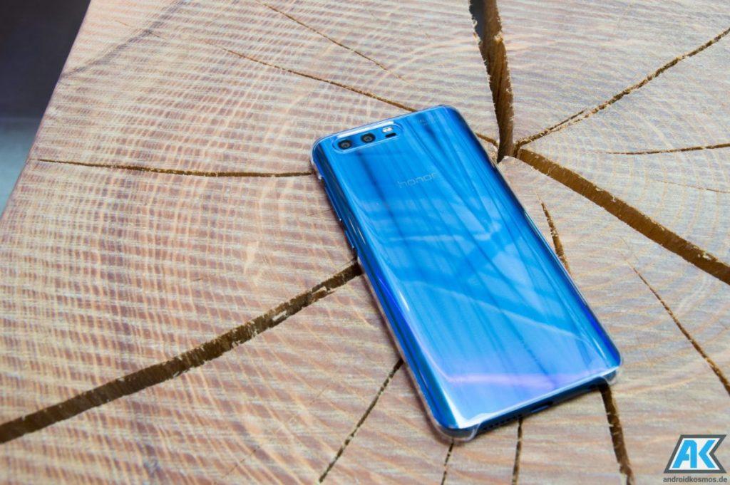 Honor 9 Test: Stylisches High-End-Smartphone zum Mittelklassepreis 17