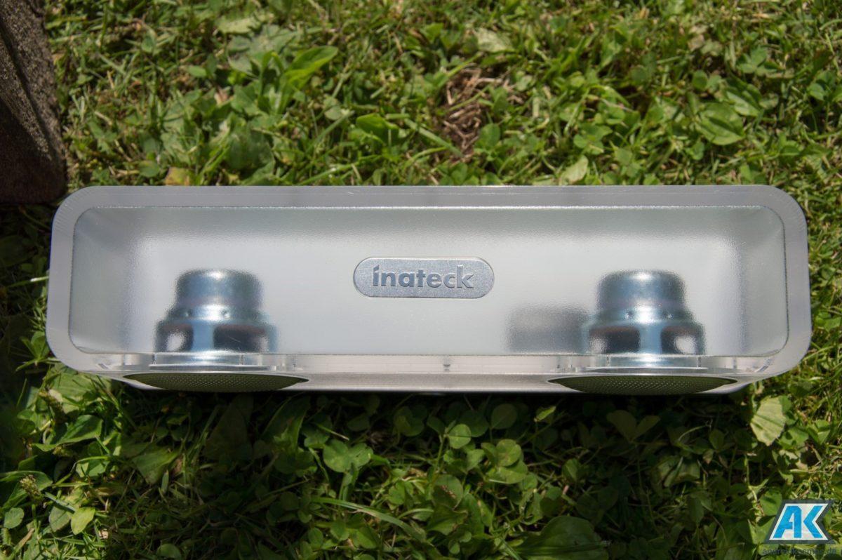 Inateck BP2003 Test: schicker Bluetooth Lautsprecher 8